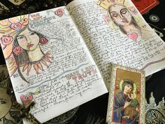 If you are new to your tarot studies and go on a search for some beginners advice, one tip you'll receive from just about every source is 'start a tarot journal'. I believe that j…