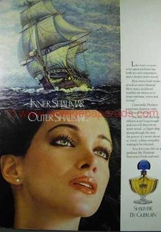 Guerlain Shalimar Perfume – Inner, Outer (1977)