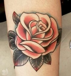 Cool tattoo roses