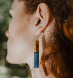 Kolczyki drewniane ręcznie robione | Sklep internetowy Handmade Mała Fabryczka Drop Earrings, Jewelry, Fashion, Moda, Jewels, Fashion Styles, Schmuck, Drop Earring, Jewerly