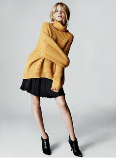 every winter i need a new oversize sweater