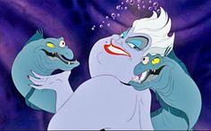 Flotsam and Jetsam (The Little Mermaid) Costume for Cosplay & Halloween 2020 Disney Movie Villains, Best Villains, Disney Pixar, Walt Disney, Disney Characters, Ursula Disney, Disney Bound, Disney Princesses, Halloween Songs