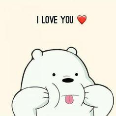 We bare bears kartun❤ Cute Panda Wallpaper, Bear Wallpaper, Cute Disney Wallpaper, Wallpaper Iphone Cute, Cute Cartoon Wallpapers, Ice Bear We Bare Bears, We Bear, We Bare Bears Wallpapers, Cute Love Memes