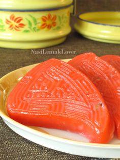 Nasi Lemak Lover: Teochew Glutinous Rice Kueh 潮州饭桃
