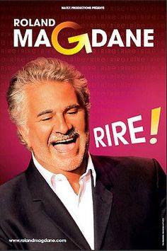 Roland Magdane - Rire 2014