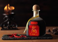 Don't let a little spice scare you. Try Patrón XO Cafe Incendio this #Halloween.