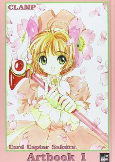 Card Captor Sakura Artbook 1