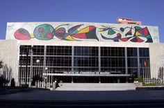 Palacio de Congresos,Madrid