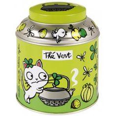 Derriere la Porte - Green Tea box