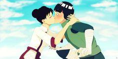 Naruto Comic, Naruto Art, Naruto Uzumaki, Boruto, Rock Lee And Tenten, Naruto Couples, Lenten, Anime Crossover, Gaara