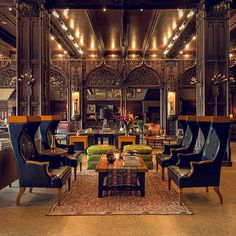 Chicago Athletic Association (Hotel) in Chicago, Illinois | Designed by Robin and William