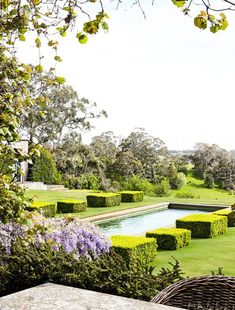 We chat to one of Australia's pioneering landscape designers, Paul Bangay.