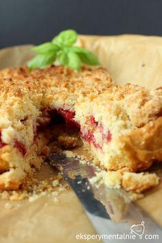 ciasto z truskawkami / strawberry cake Sandwiches, Strawberry, Cooking Recipes, Cupcakes, Sweets, Bon Appetit, Chef Recipes, Cooking, Cupcake Cakes