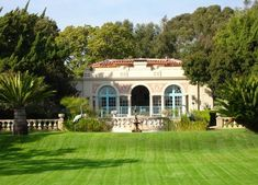 Virginia Robinson Gardens, Beverly Hills