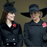 "Royalty of Europe  su Instagram: ""The Queen, member of the British Royal Family, King Willem-Alexander and Queen Maxima of the Netherlands attend the Rememberance Sunday, in London #rememberance #rememberanceday #poppy #thenetherlands #QueenMaxima #kate #duchesscatherine #sunday #remembering"""