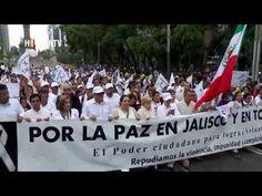 Mexicanos realizan marcha silenciosa por la paz y justicia - http://www.highpa20s.com/link-building/mexicanos-realizan-marcha-silenciosa-por-la-paz-y-justicia/