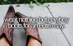 boots(: