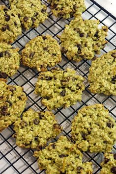 Szofika a konyhában...: A legfinomabb csokis-narancsos zebkeksz / Best chocolate-orange oatmeal cookies