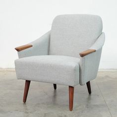 Grandfather's Axe - Twentieth Century Danish Vintage Furniture - Chairs