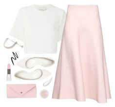 """""""Untitled #174"""" by sourpants ❤ liked on Polyvore featuring 3.1 Phillip Lim, Paul & Joe, Valentino, Charlotte Russe, By Terry, Koh Gen Do, Givenchy and Maison Margiela"""