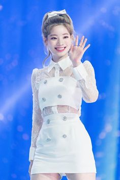 dahyun ( twice ) Stage Outfits, Kpop Outfits, Girl Outfits, Fashion Outfits, Kpop Girl Groups, Korean Girl Groups, Kpop Girls, Kpop Fashion, Korean Fashion