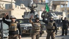 "Nineveh: We Are Coming Nineveh Operations Command announced on Tuesday liberating the areas of al-Suez and Sanharib in eastern Mosul, while permanently stationed near Choser River. Commander of Operations Lt. Gen. Abdel Amir Yarallah said, ""Forces from the Counter-Terrorism Service managed, at noon today, to liberate the areas of al-Suez and Sanharib,"" pointing out that, ""The security forces permanently stationed near Choser River in eastern Mosul."""