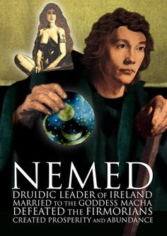 Irish Mythology: The Book of Invasions  Part 3: Nemed and the Fir Bolg
