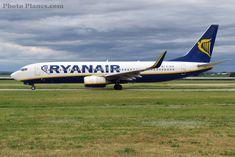Boeing 737-8AS - EI-DCW - Ryanair