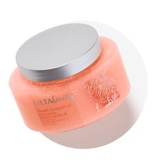 Beauty and Chill – Winter Pampering at Home. Exfoliate with fruit. It's not just for breakfast – fruit has a lot of beauty benefits. So add it to your morning routine. Use a shower scrub that contains fruit extracts; they're full of Vitamins A, C and E that nourish and protect your skin. The Ulta Beauty Collection Sweet Grapefruit Sugar Scrub also contains sugar (for exfoliation) and aloe and coconut oil (for softening).