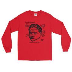 Long Sleeved | The Pugilist T-Shirt
