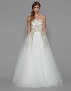 Brands | Wedding Gowns | Tiered Ballgown | Hudson's Bay