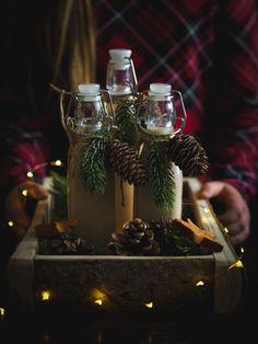 Domácí Bailey's likér | Máma peče doma Baileys, Smoothie, Table Decorations, Home Decor, Drinks, Alcohol, Drinking, Decoration Home, Beverages