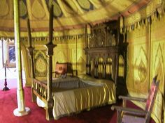The Carlos V Tent. 1542-1545. Museo del Ejercito, Madrid.