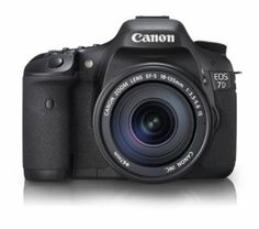 Canon EOS 7D 18 MP CMOS Digital SLR Camera with 3-Inch LCD and 18-135mm f/3.5-5.6 IS UD Standard Zoom Lens