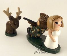 Cake topper. I think this would be perfect!!