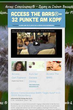 Access The BARS®- 32 Punkte am Kopf Tageskurs in D-35519 Rockenberg am 15.11.2013