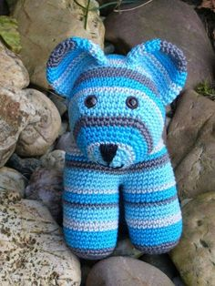 Crochet Amigurumi Little Dog or Bear?