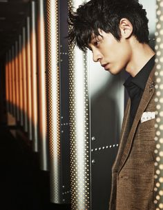 Jung Joon Young - Arena Homme Plus Magazine August Issue '13