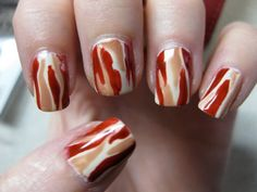 bacon nails?