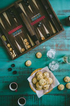 Ouzo and Lemon Biscuits Recipe (Souvlaki For The Soul)