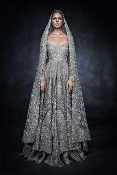 Luxurious Bridal Anarkali Lehenga Dress for Beautiful Brides This luxurious bridal wear will give you very awes Pakistani Bridal, Pakistani Dresses, Indian Bridal, Indian Dresses, Indian Outfits, Bridal Lenghas, Walima, Elan Bridal, Bridal Gown