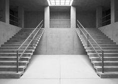 Gerhard Merz with EDM Architekten - Art storage and display space, Dresden 1998
