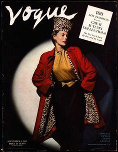Vogue September 1942
