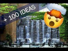 + 100 ESPECTACULARES IDEAS DE CASCADA, FUENTES Y PILETAS | QUE PUEDES INSPIRARTE PARA ESTE 2019 😍 - YouTube Home Landscaping, Cascade, Land Scaping, Landscape, Waterfalls, Pools, Youtube, Universe, Gardening