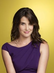Robin Scherbatsky of How I Met Your Mother. Played by Cobie Smulders.