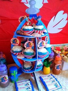 Lilo and Stitch Birthday Party Ideas | Photo 4 of 20 | Catch My Party