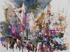 Image result for abstract watercolour