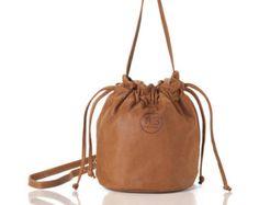 Leather Drawstring Bucket Bag - Quality Handmade Blue Gray Camel Women's Designer Handbag in Soft Italian Leather - Edit Listing - Etsy