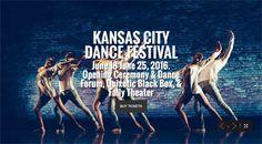 KANSAS CITY, MO-KANSAS CITY DANCE FESTIVAL