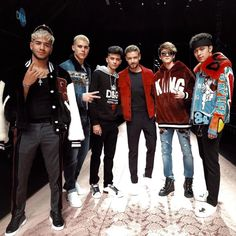 Cnco with Liam Payne during fashion week in Milan, Italy Liam Payne, Memes Cnco, Nice Meeting You, Perfect Music, One Direction Photos, Italy Fashion, Winter Looks, Foto E Video, My Boys